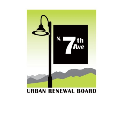 Logo and managed website design for N. 7th Avenue Urban Renewal Board.  Click logo to visit site.
